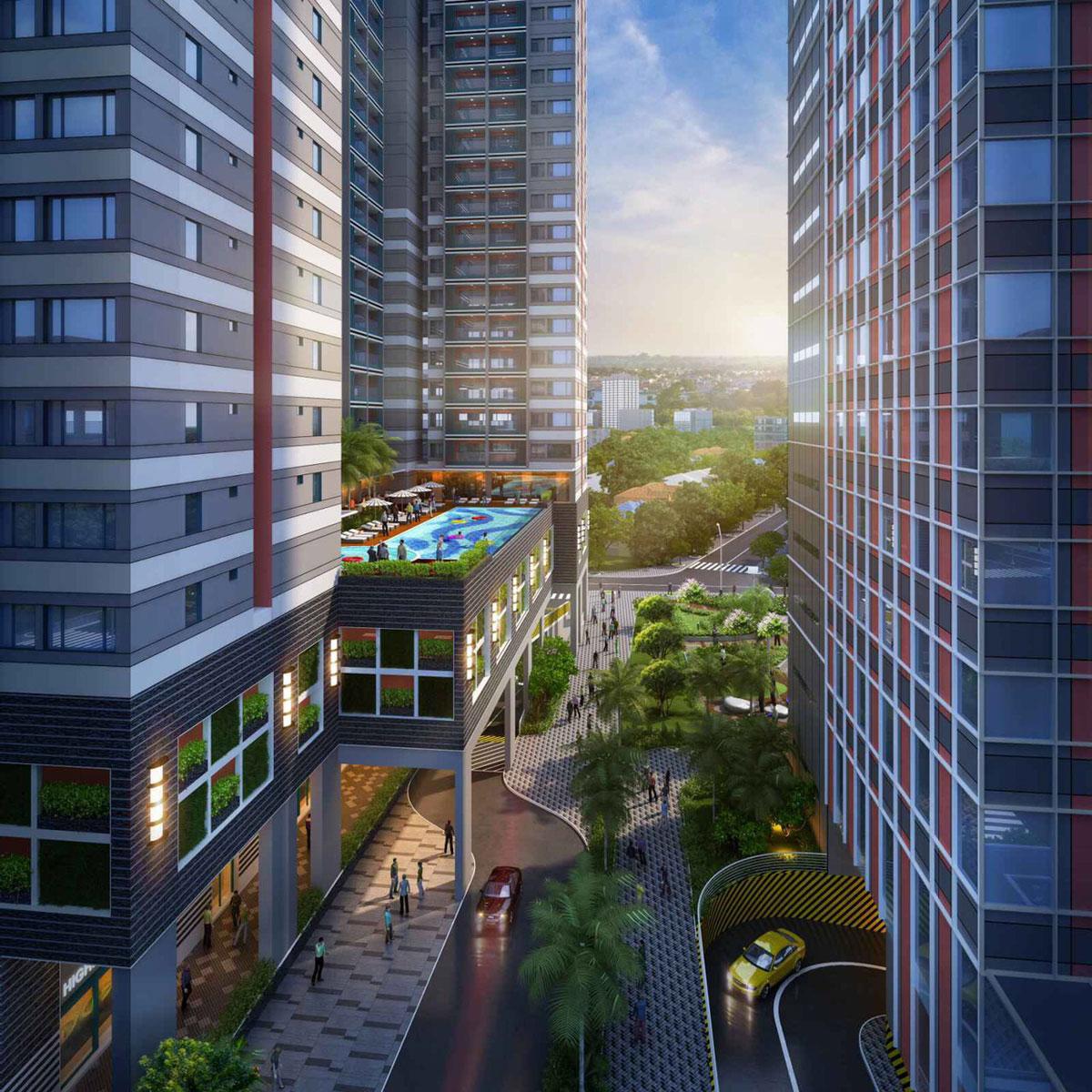 Chung cư Grand Center Quy Nhơn