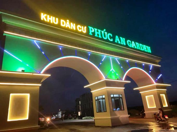 Khu dân cư Phúc An Garden tỉnh Bình Dương của Trần Anh Group