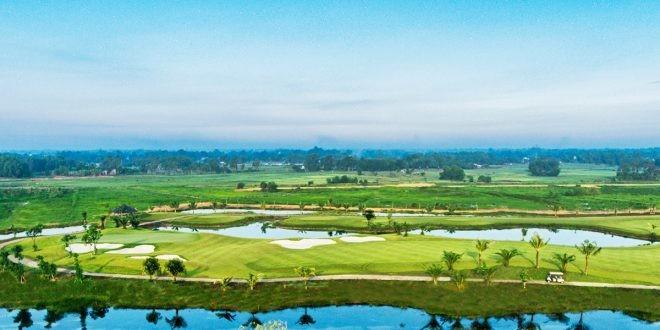 Dự án WestLakes Villas có sân golf hiện đại nhất miền nam