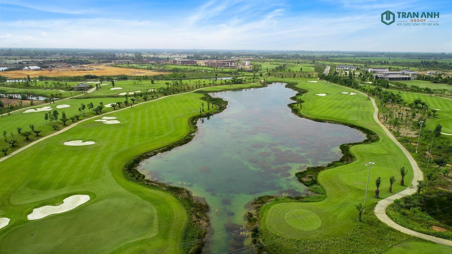 West Lakes sân đánh golf & Villas