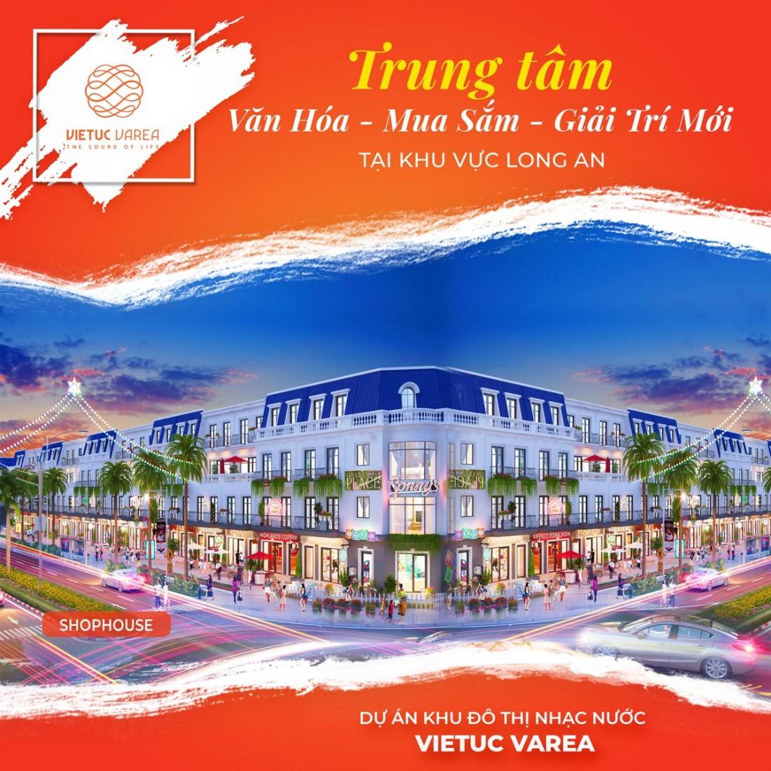 Việt úc Varea Bến Lức