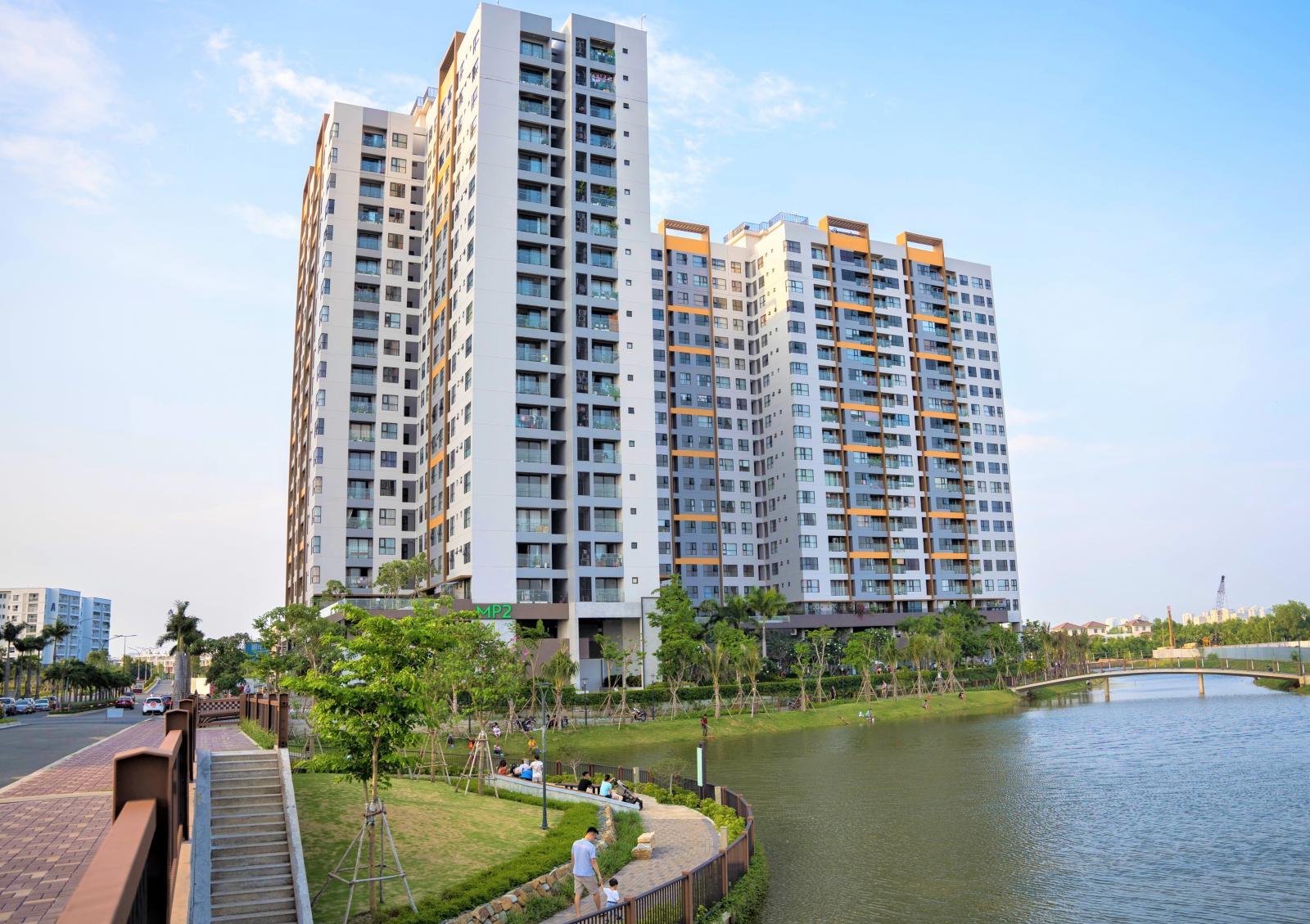 Nguồn cung hạn chế khiến nhiều người mua khó tiếp cận căn hộ tầm giá dưới 40 triệu/m2 tại TP. HCM